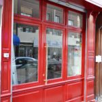 MENUISERIES EXTERIEURES - Devanture de magasin à l'ancienne