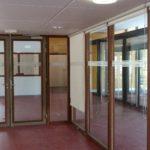 MENUISERIES INTERIEURES - Cloisons vitrées