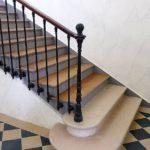 MENUISERIES INTERIEURES - Restauration d'escalier ancien
